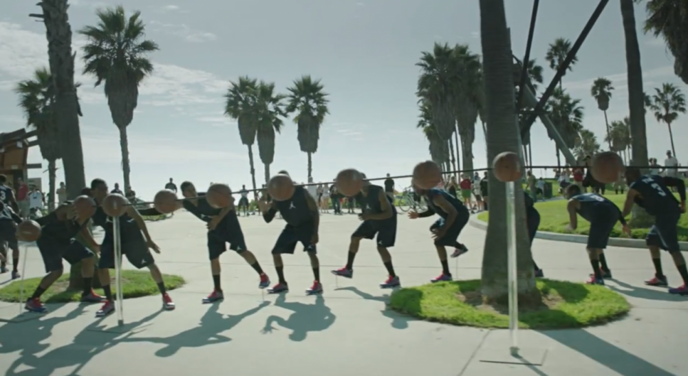 Nike spot publicitario