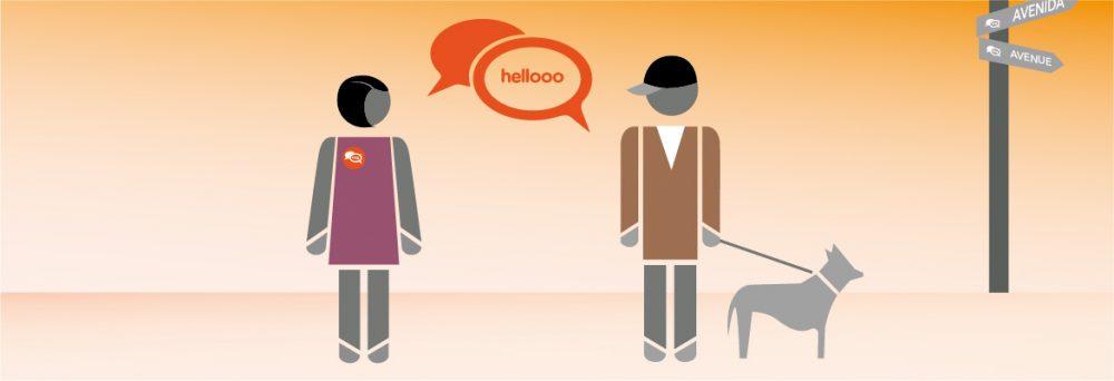 Diseño de pictogramas para Hellooo
