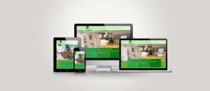 Diseño de la página web