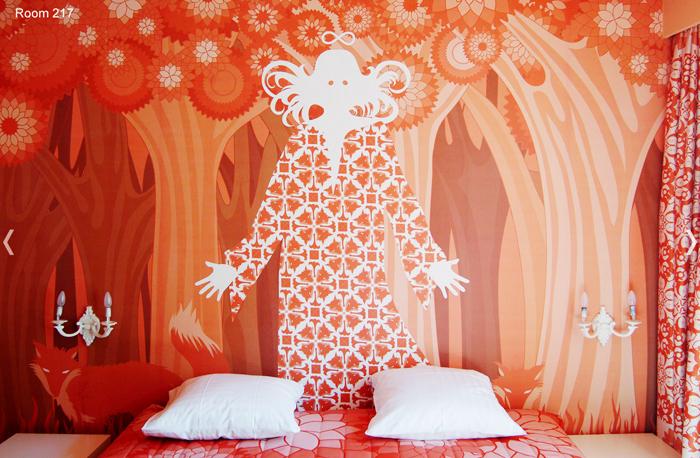diseño hotel fox en el blog de rhuven