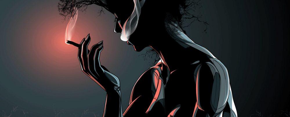Ilustración vectorial de Cristiano Siqueira