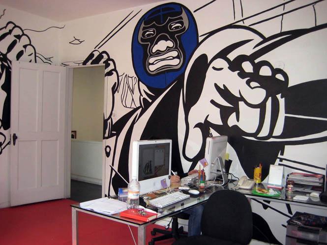 mural ilustracion