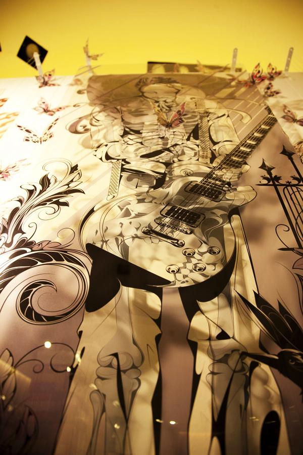 Ilustración de Man-Tsun