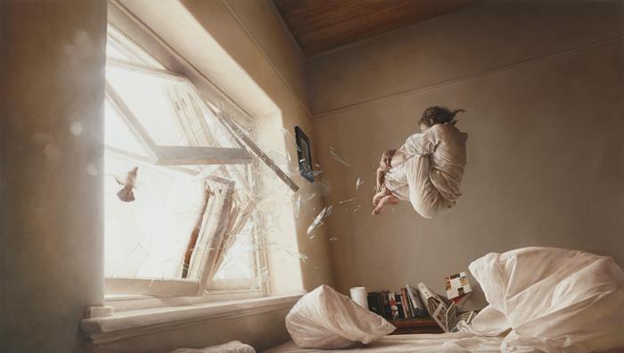 Jeremy Geddes y su arte