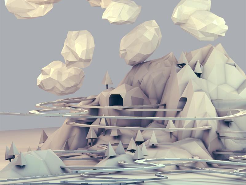 ilustración 3D