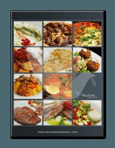 Diseño de la carta del Restaurante Barcelona