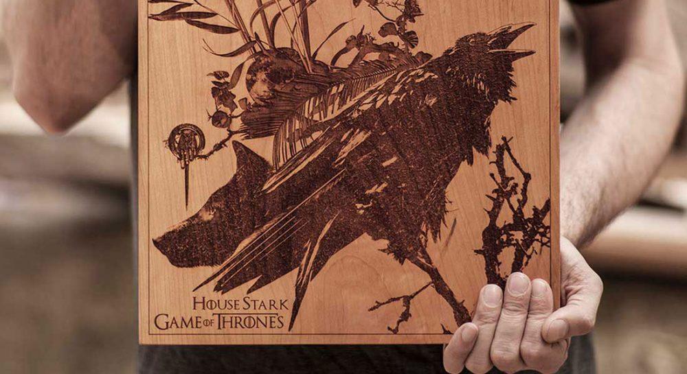 Grabados con láser sobre madera – Blog de diseño