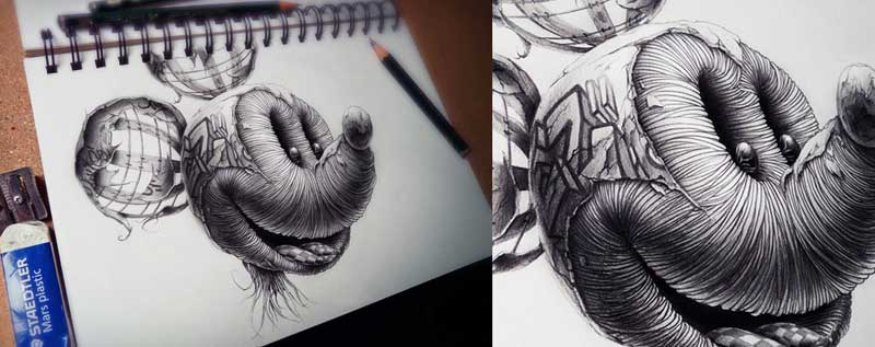 Ilustrador de nantes
