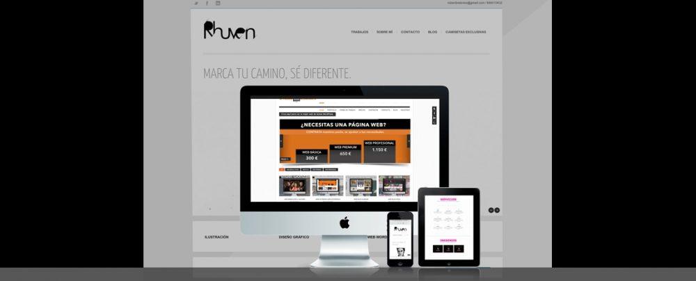 Diseño web en madrid, Mi página web Económica