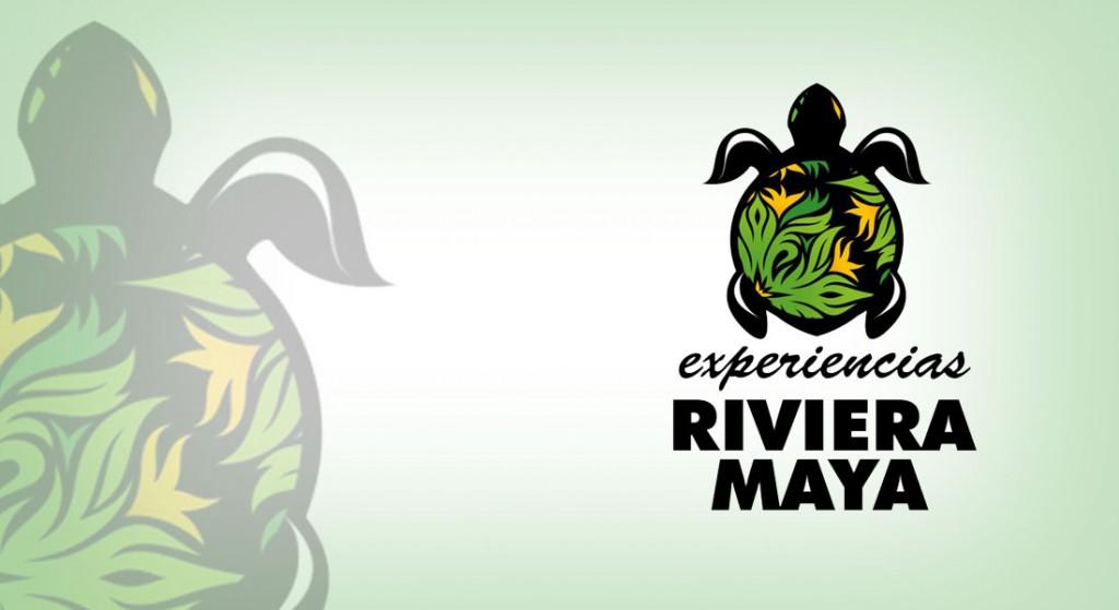 Diseño del logotipo de Experiencias Riviera Maya
