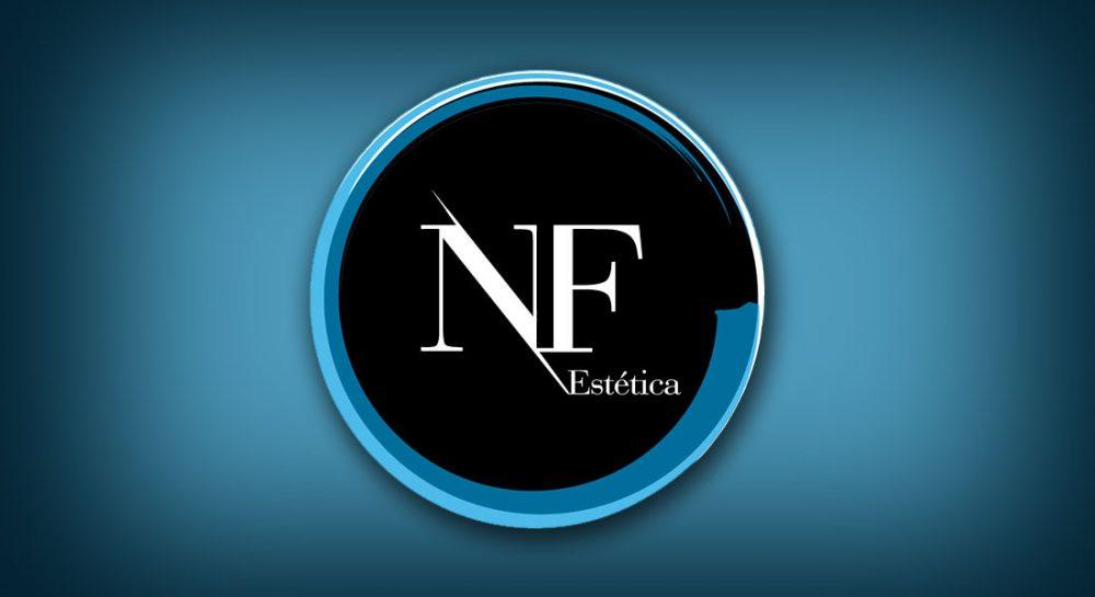Diseño de logotipo para Estética NF Oviedo