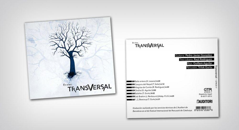 Diseño de portadas TRANSVERSAL