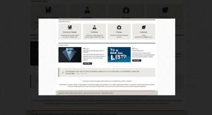 Diseño web de Mi página web económica