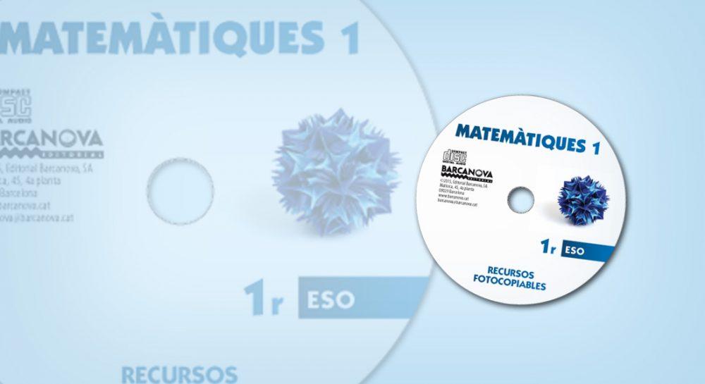Diseño de cds para los Recursos Fotocopiables de Primaria y Secundaria.