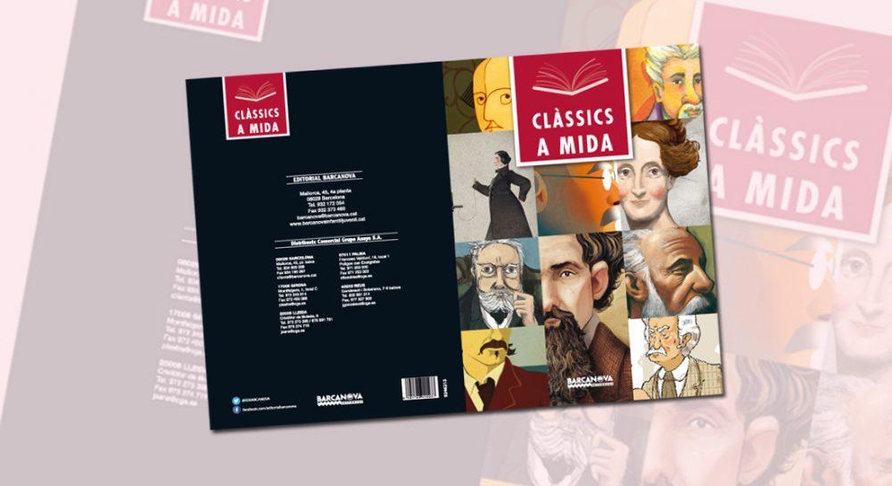Diseño de catálogos para Clàssics a mida