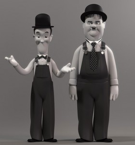 Muñecos de vinilo