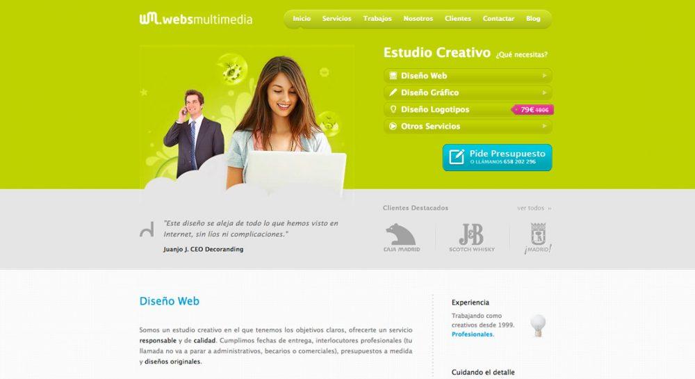 Blog sobre diseño, entrevista a Miguel Á.R.C. de Webs Multimedia