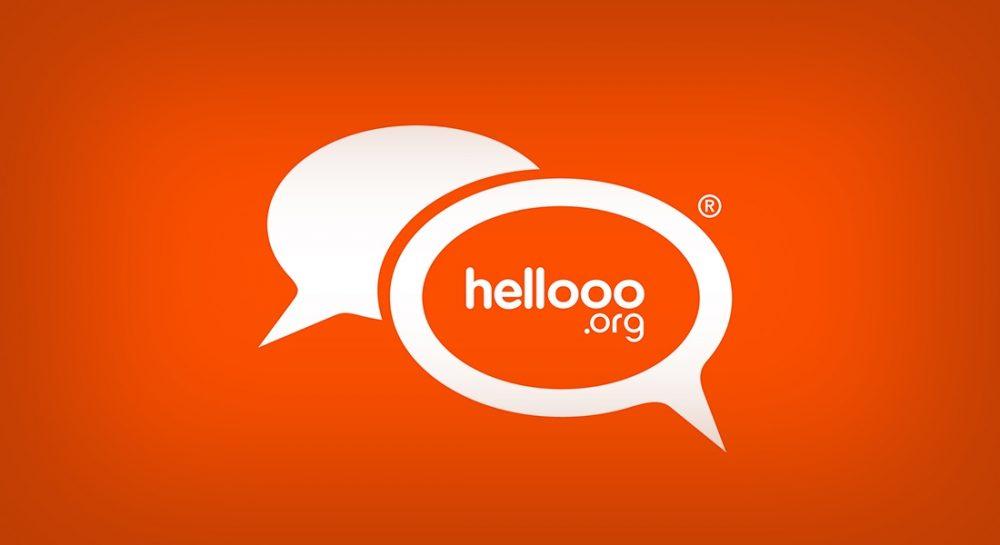 Diseño de logotipo HELLOOO