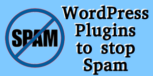spam wordpress