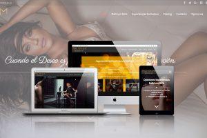 Delirium Diseño web en Madrid