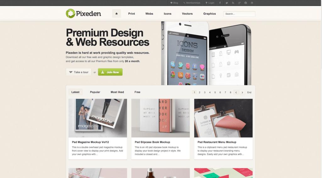 Recursos gratis para Diseñadores