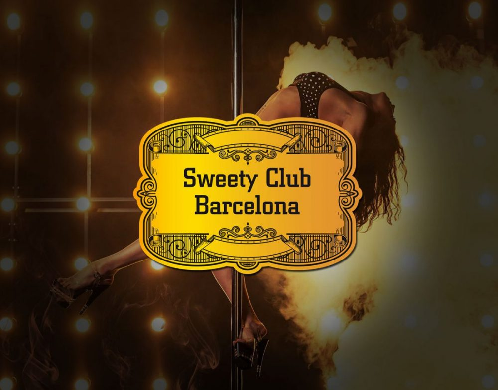 Diseño de logotipo Sweety Club Barcelona