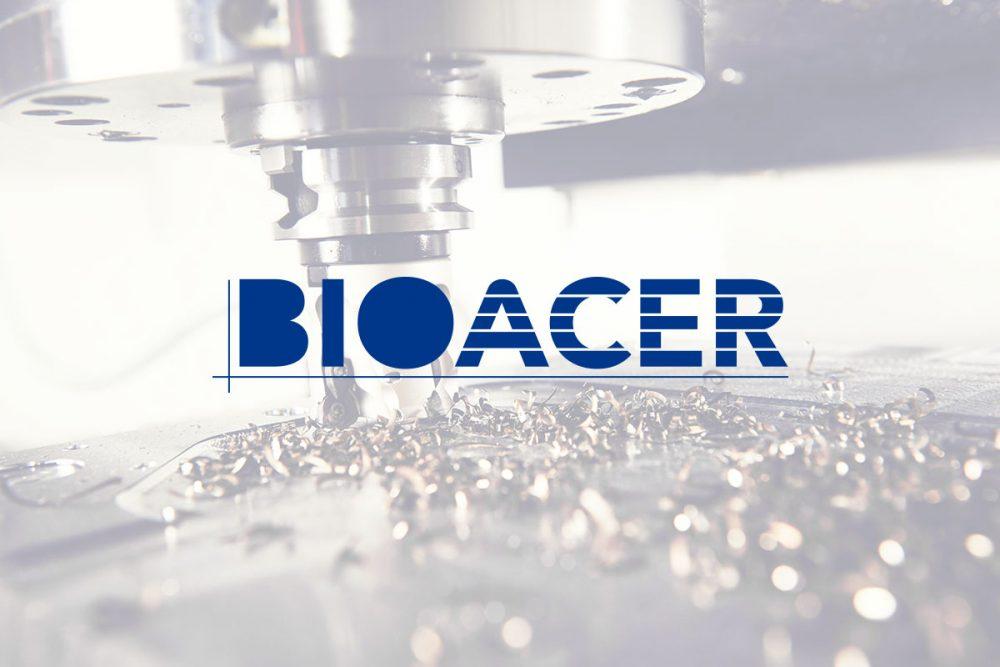 Diseño de logotipo para Bioacer