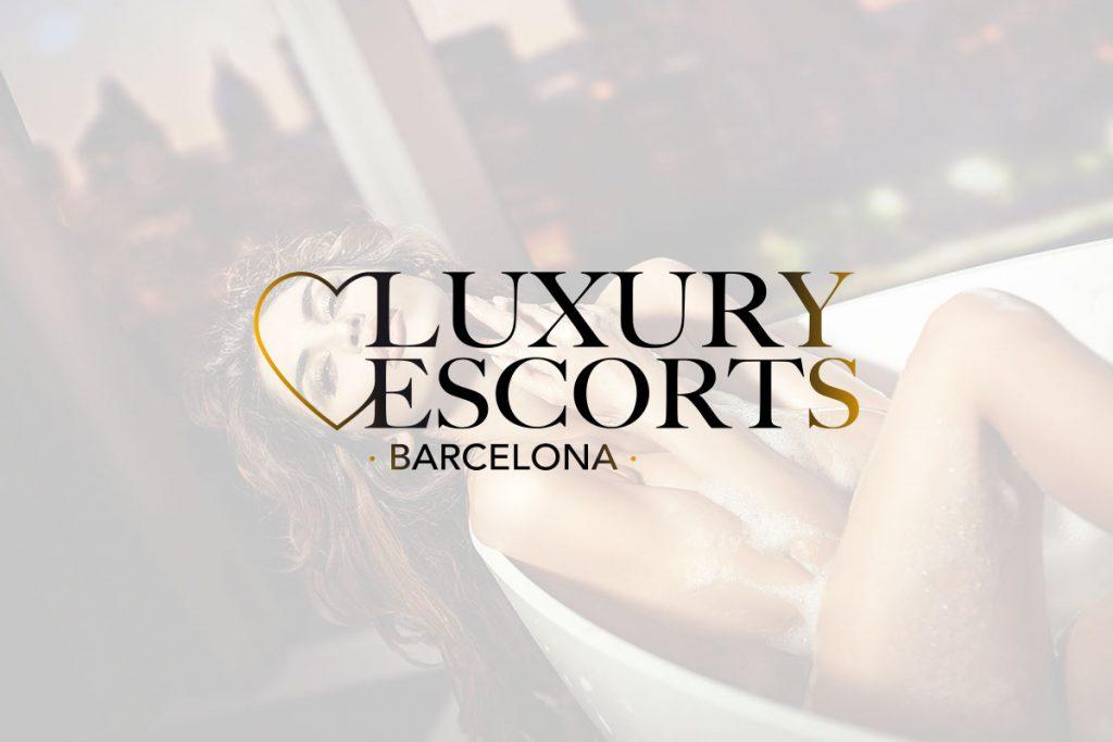 Diseño de logotipo para Luxury Escorts Barcelona