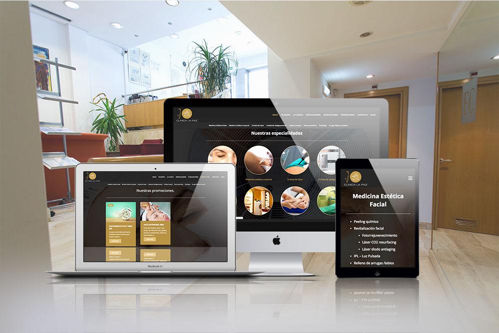 Diseño web Sitges