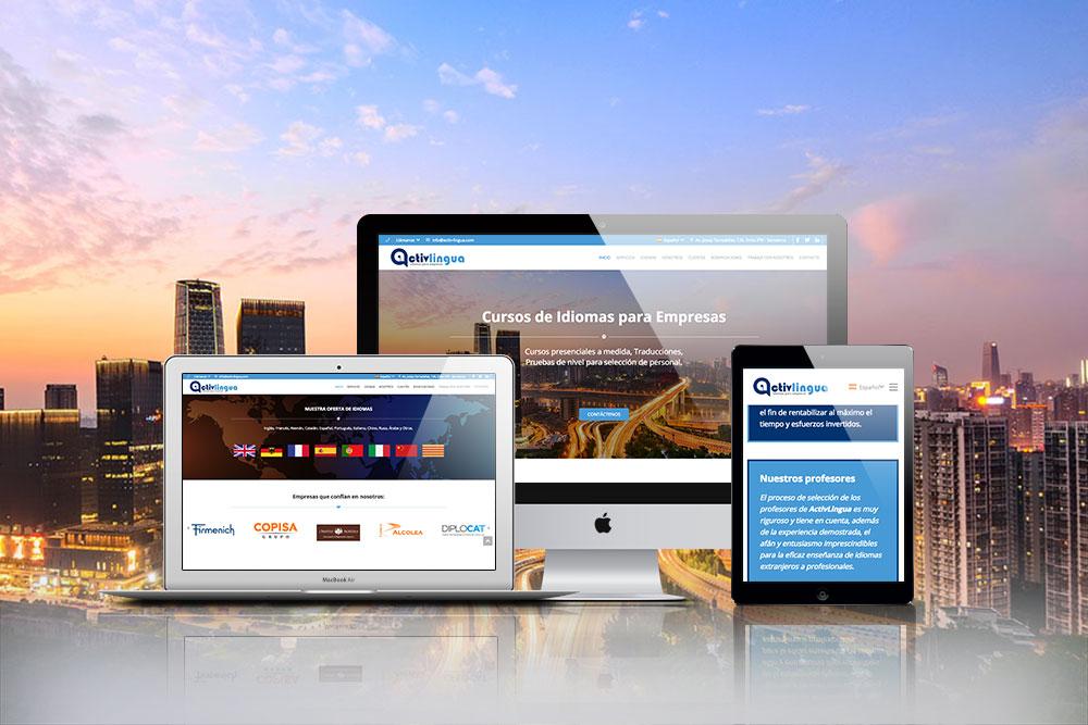 Diseño web Cornellá